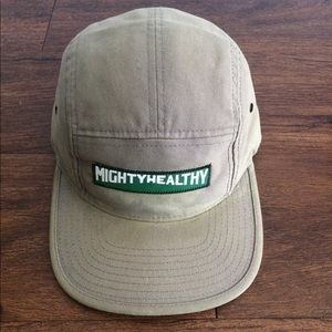 Mighty Healthy 5-Panel Hat